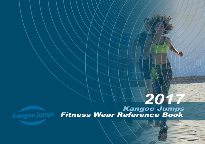 FITNESS WEAR REFERENCE BOOK