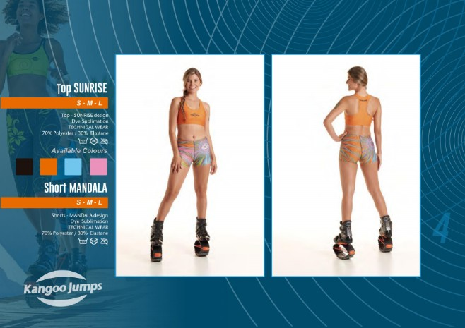 KANGOO JUMPS WEAR FITNESS