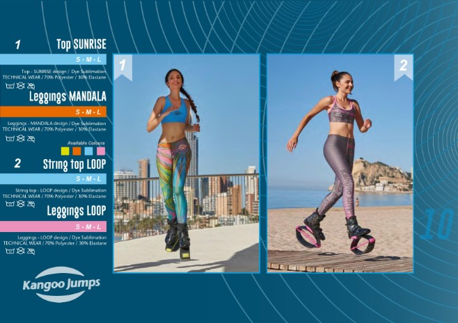 KANGOO JUMPS LEGGINGS