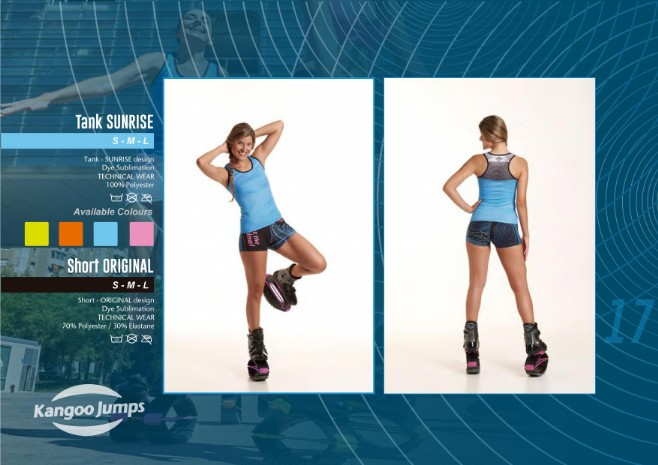 CANOTTE ORIGINALE KANGOO JUMPS