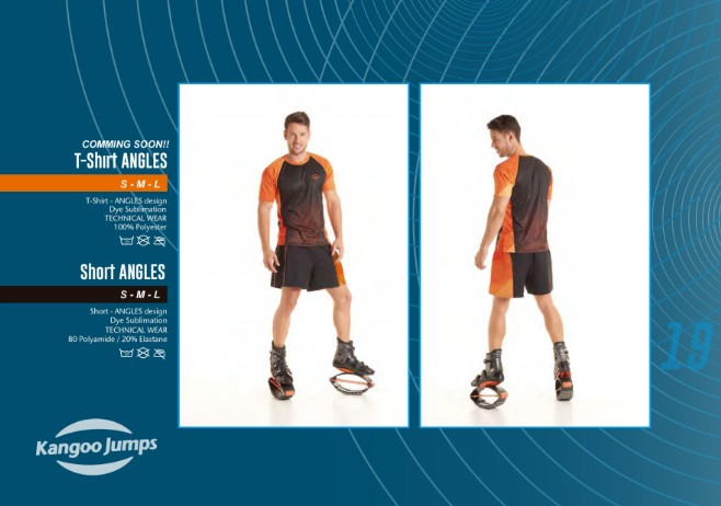 T-SHIRT KANGOO JUMPS
