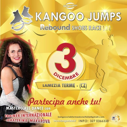 EVENTO KANGOO JUMPS ITALIA