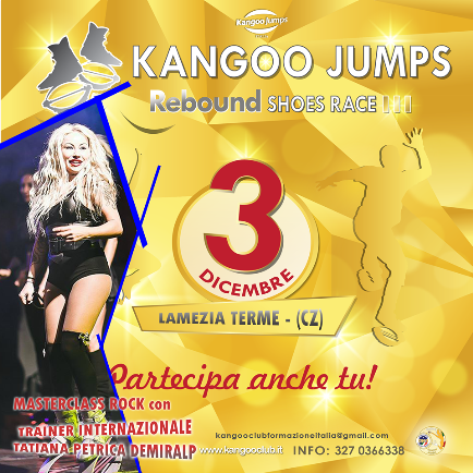 EVENTO ITALIA KANGOO JUMPS