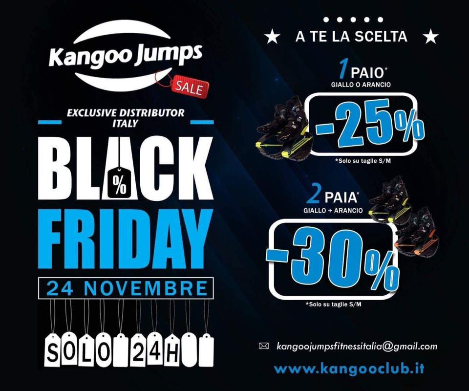 black friday kangoo jumps
