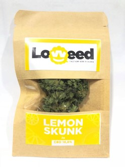 CANNABIS  LOWEED FINEST HEMP-BORN IN CALABRIA 2G