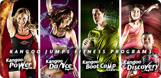 PROGRAMMA KANGOO JUMPS