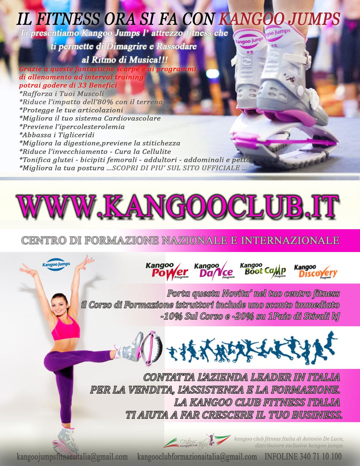 Formazione Kangoo Jumps Kangoo Jumps Rebound Exercise Shoes Low