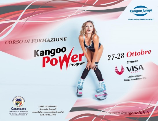KANGOO JUMPS FITNESS PROGRAMM